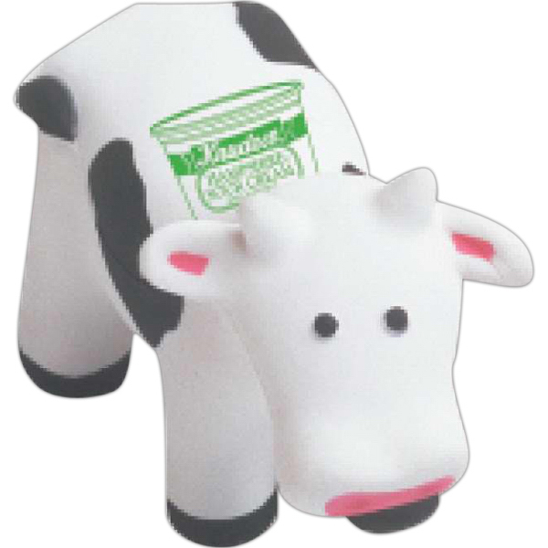 Printed Cow Stress Reliever