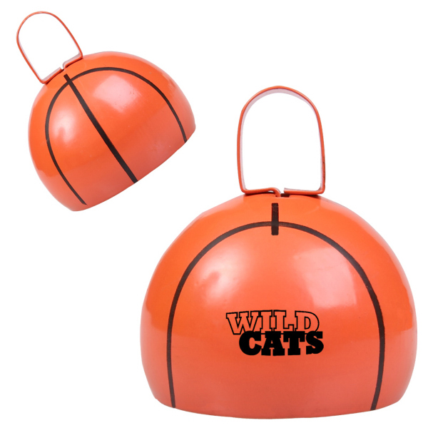 Custom Basketball Cow Bell