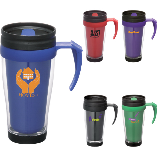 Printed Largo 16-oz  Travel Mug