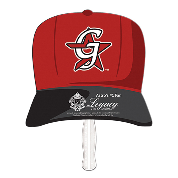Printed Baseball cap offset printed fan