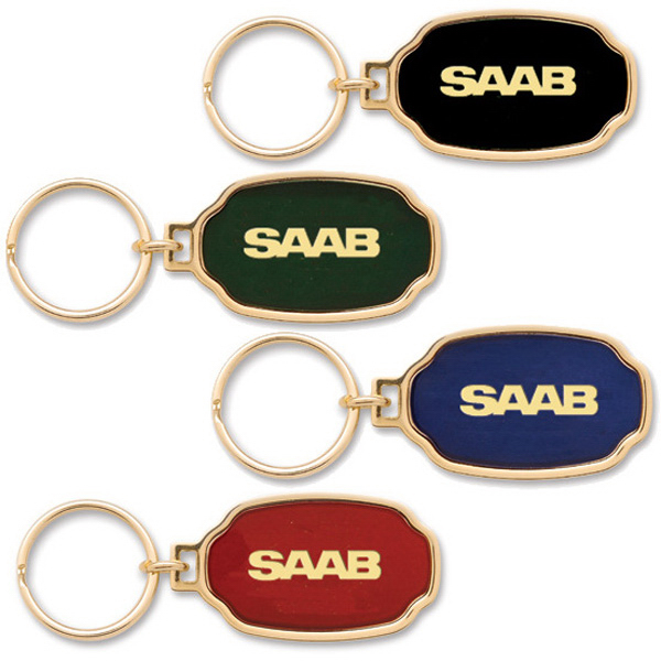 Personalized Paramount Key Ring
