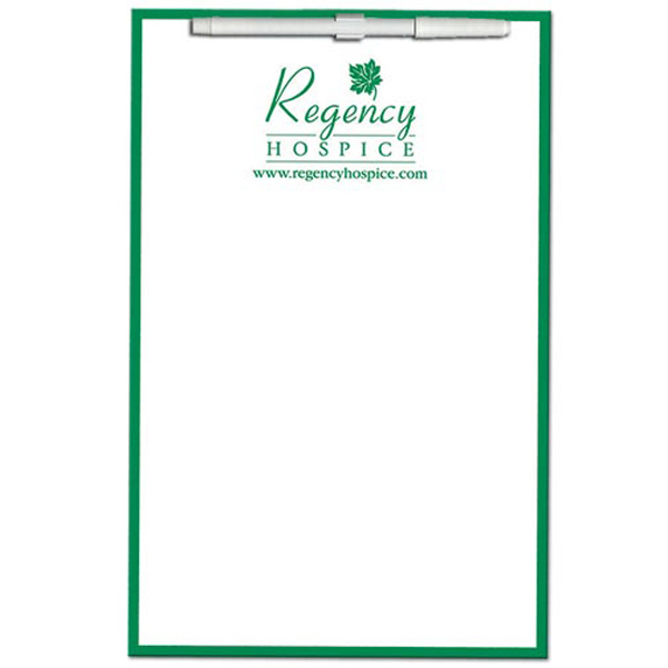 "Customized Memo Board 11"" x 17"""