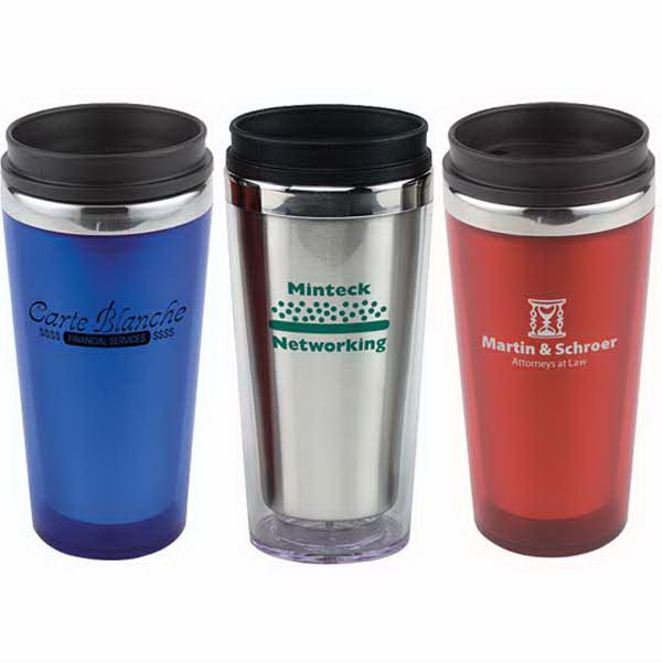 Imprinted Swarm 16 oz Tumbler