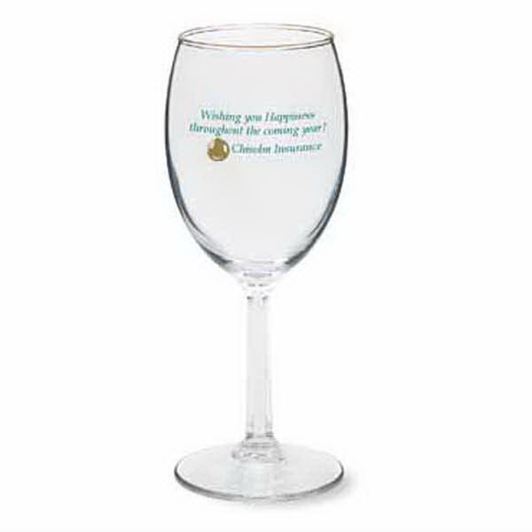 Printed Napa 10 oz Wine Goblet
