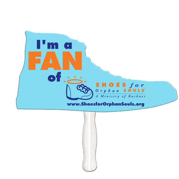 Personalized Shoe fast fan