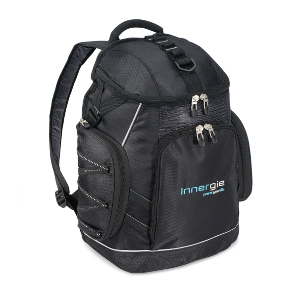Printed Vertex (TM) Trek Computer Backpack