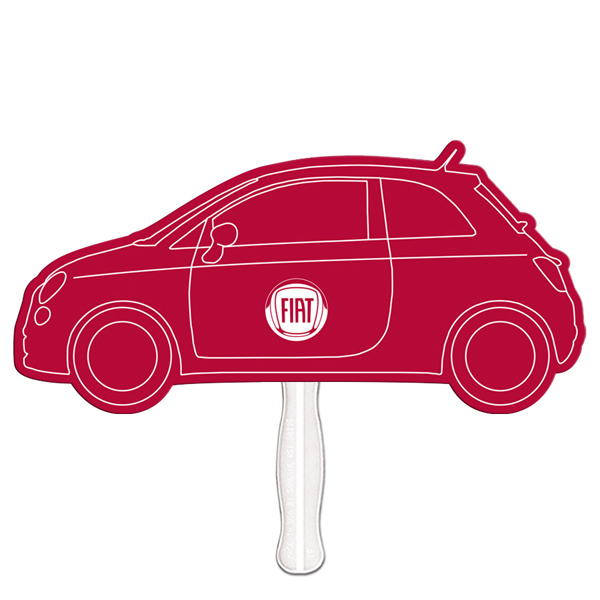 Promotional Car digital econo fan