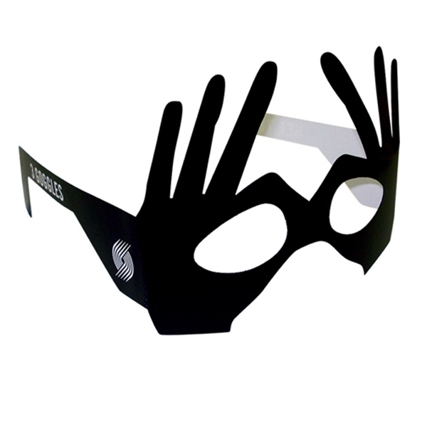 Customized Finger Glasses Mask