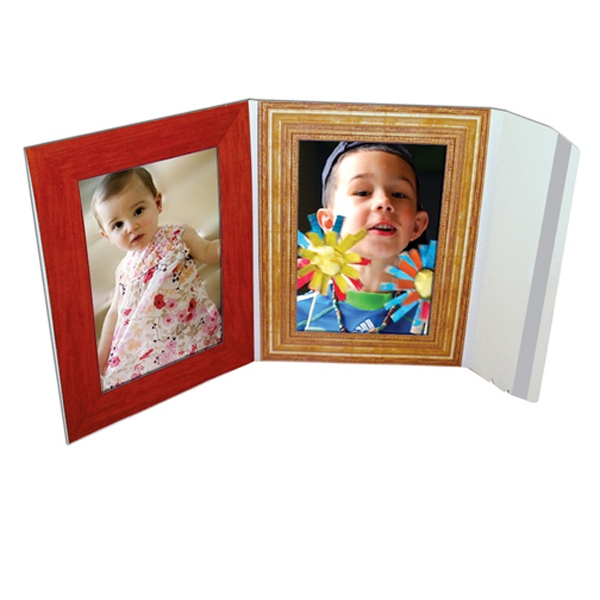 Personalized 2 Photo Mailer Large