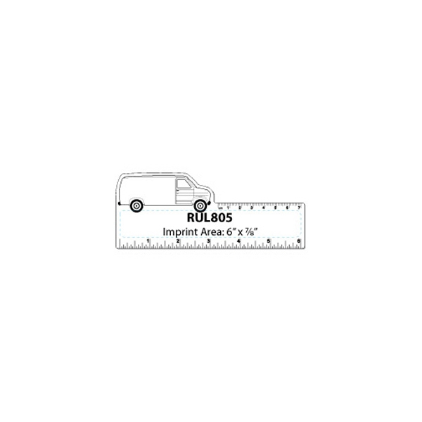 Promotional Plastic Ruler