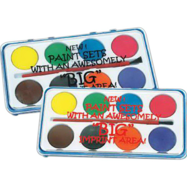 Printed Paint Set (Imprinted)