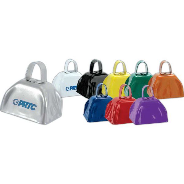 "Promotional 3"" Metal Cowbell (Imprinted)"