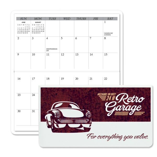 Promotional Horizontal Planner