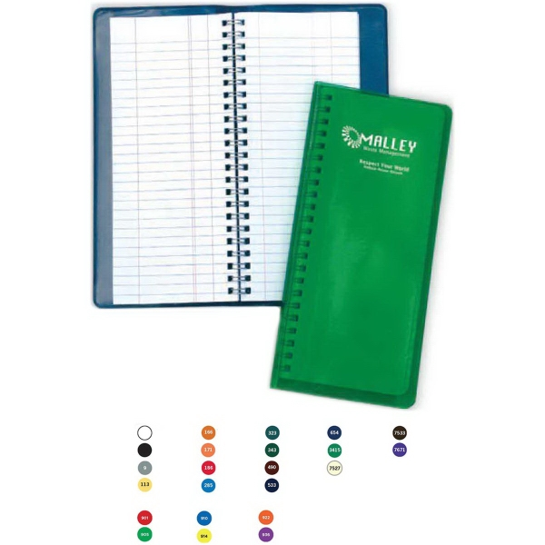 Customized Flexible Tally Book