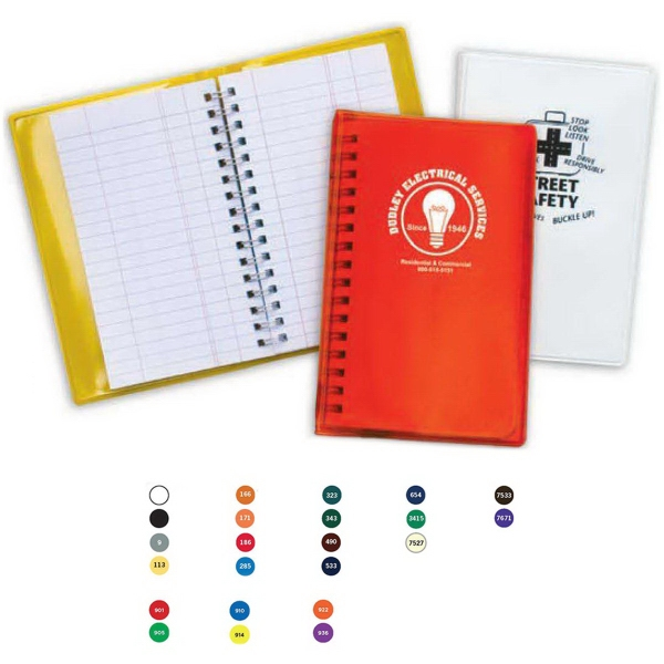 Custom Flexible Tally Book Junior