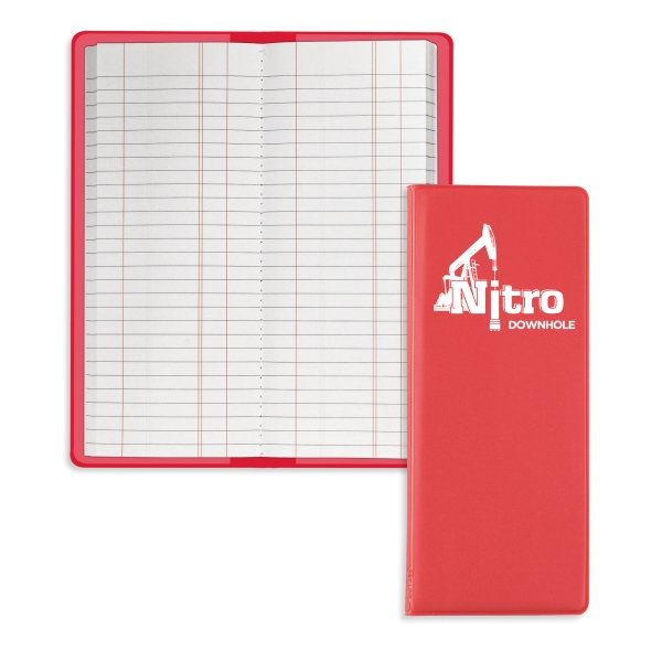 Printed Flexible Tally Book