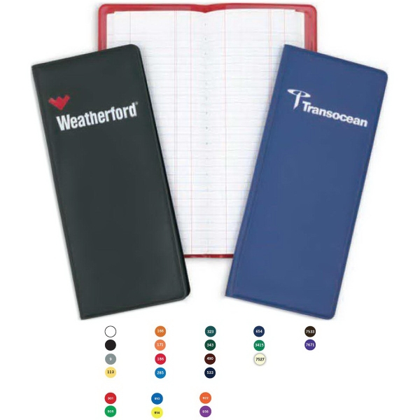 Promotional Flexible Tally Book