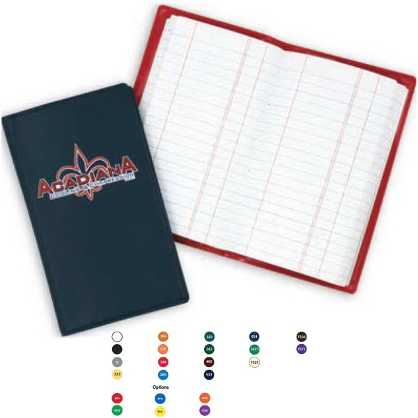 Printed Flexible Tally Book Junior