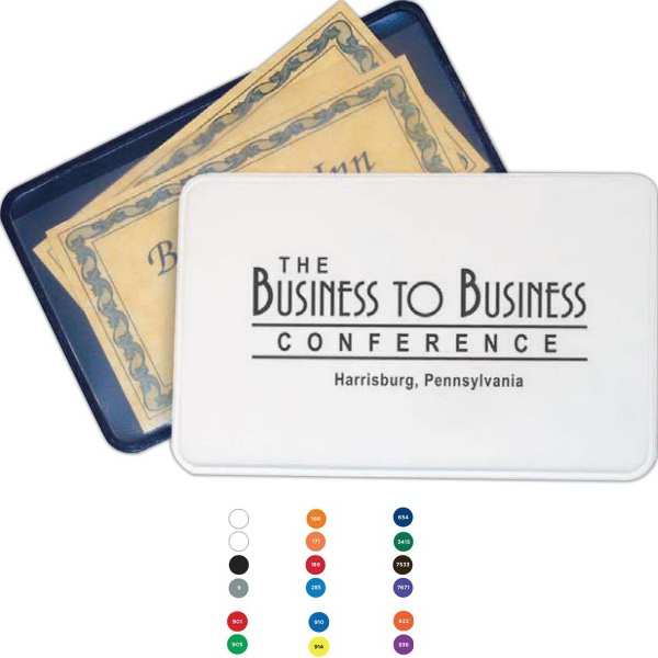 Custom Business Card Case