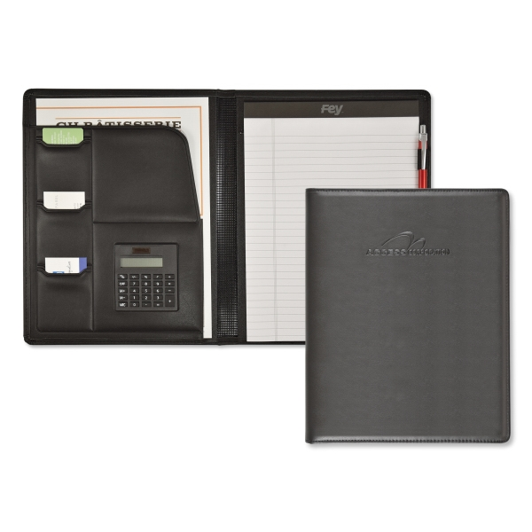 Personalized Stratton Calculator Folder