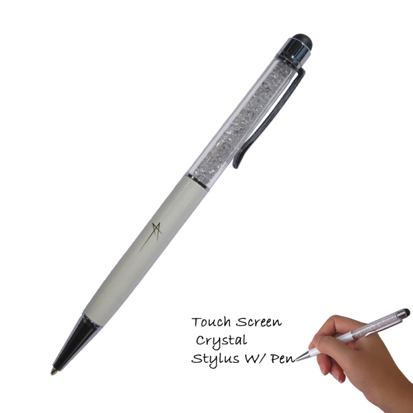 Promotional Crystal touch screen Stylus