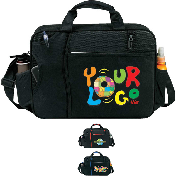 Customized An eGREEN Conference Brief Bag