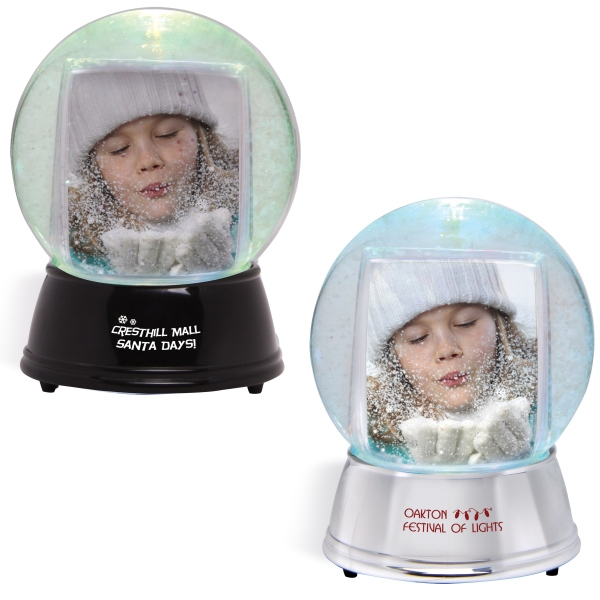 Customized Large Light Up Snow globe
