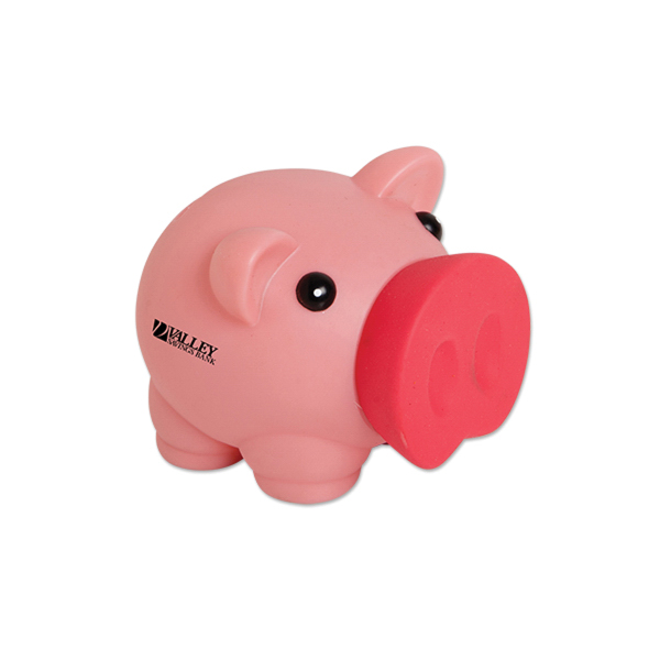 Custom Piggy Bank - Closeout Item!