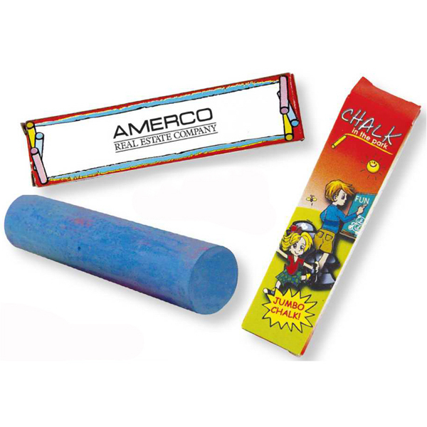 Promotional 1 pack jumbo chalk
