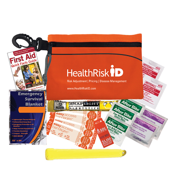 Imprinted Disaster Kit