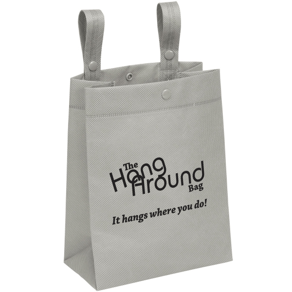 Customized Hang Around Bag of Non-Woven Polypropylene