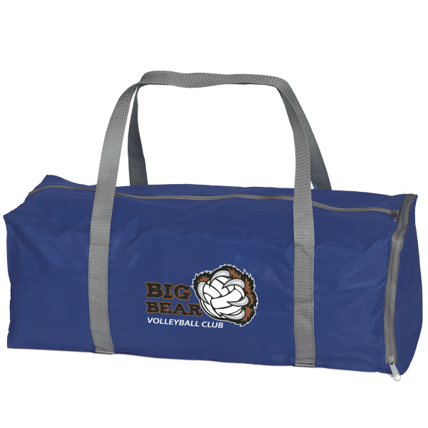 Promotional Fold-Away Duffel
