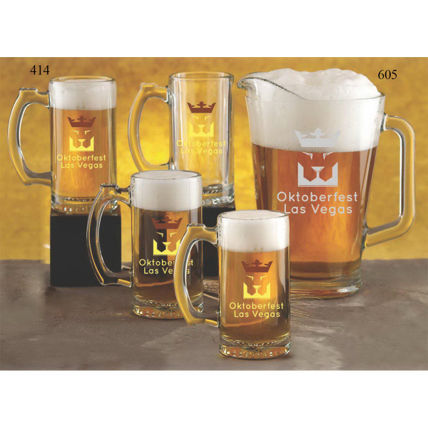 Imprinted 60 oz Pitcher