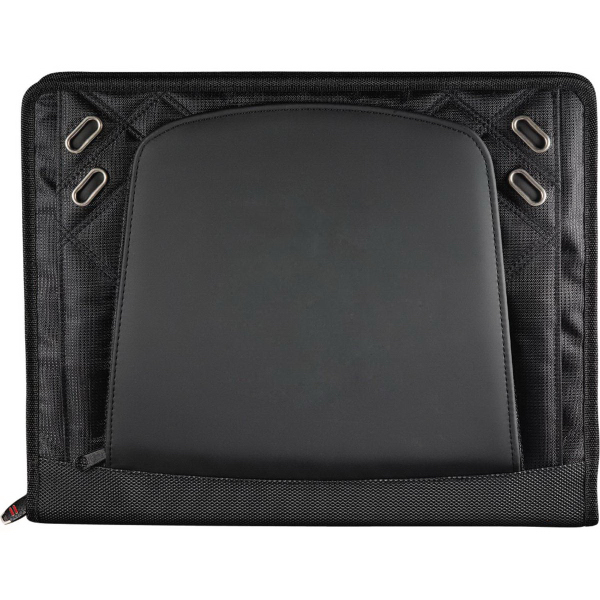 Promotional Elleven (TM) Zippered Padfolio