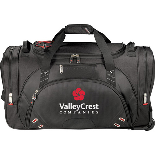 "Personalized Elleven (TM) 26"" Wheeled Duffel Bag"