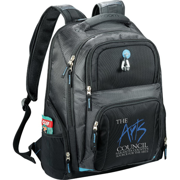 Customized Zoom (TM) Checkpoint-Friendly Compu-Backpack