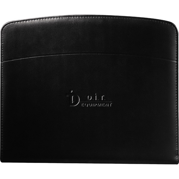 Personalized Windsor Reflections Zippered Padfolio