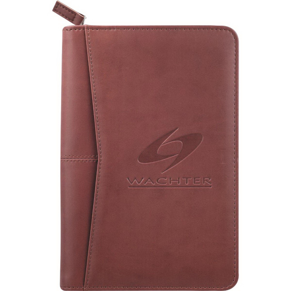 Customized Pedova Jr. Zippered Padfolio