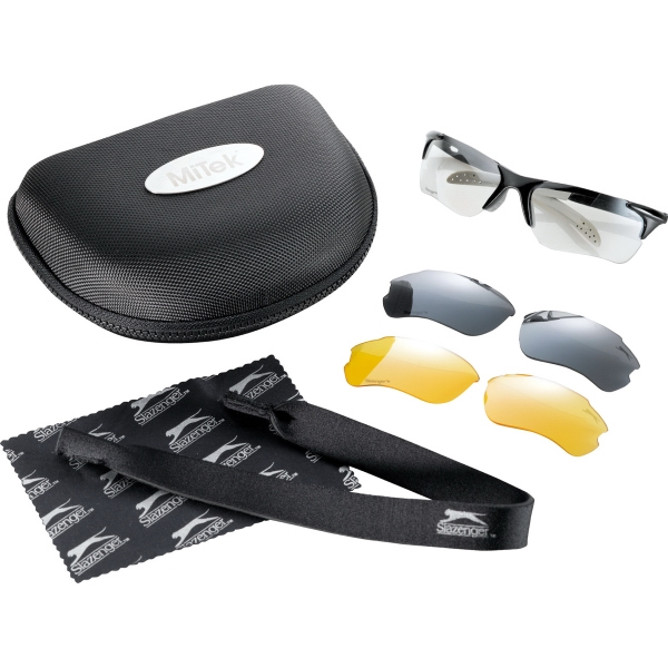 Custom Slazenger (TM) Multi-Lens Sport Sunglasses