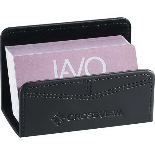 Custom Pedova Business Card Holder