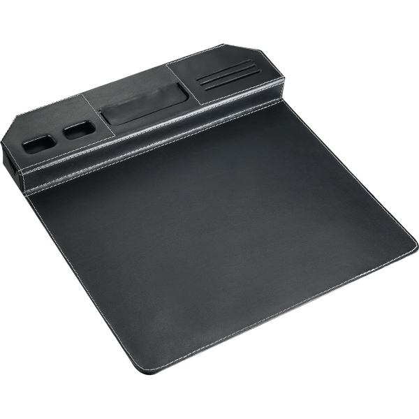 Imprinted Metropolitan Mouse Pad with Phone Holder