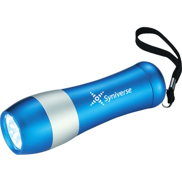 Customized Flash Forward 9 LED Flashlight