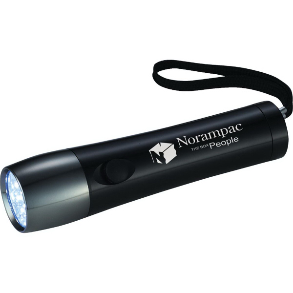 Printed WorkMate Color 14 LED Flashlight