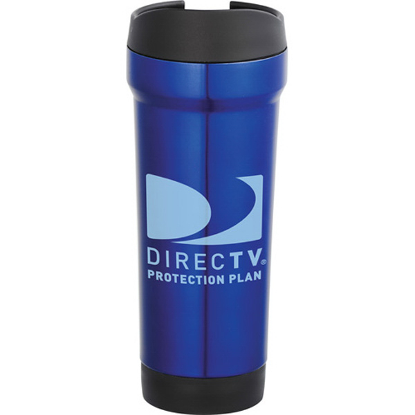 Custom Thumb Press Tumbler 15 oz