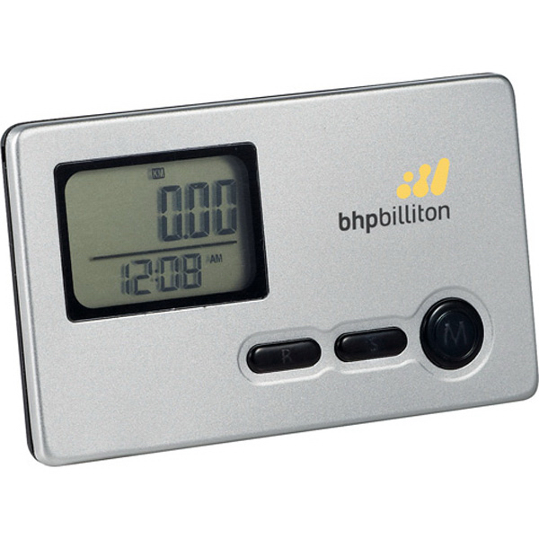 Promotional 3-Axis Slim Pedometer