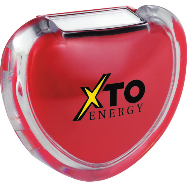 Customized Heart Pedometer