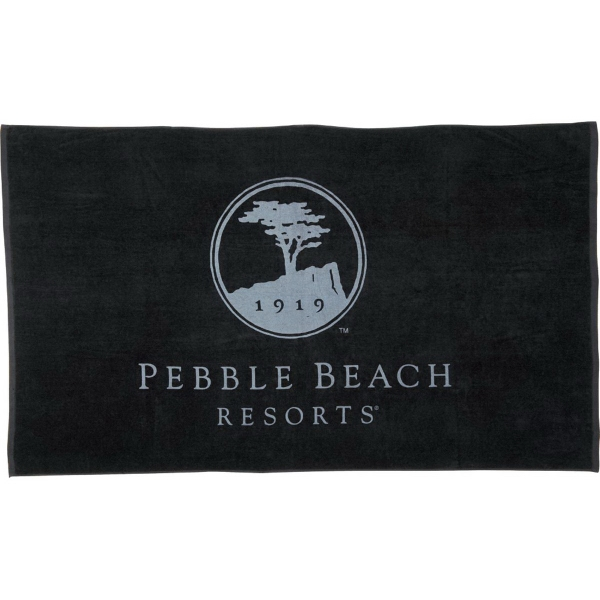 Promotional 15 lb./doz. Colored Beach Towel