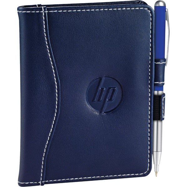 Imprinted Hampton Notebook Jotter