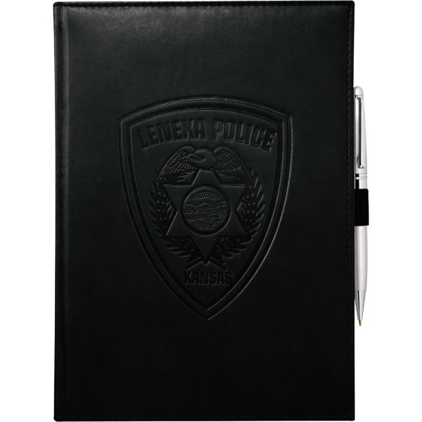 Promotional Pedova (TM) Large Bound JournalBook