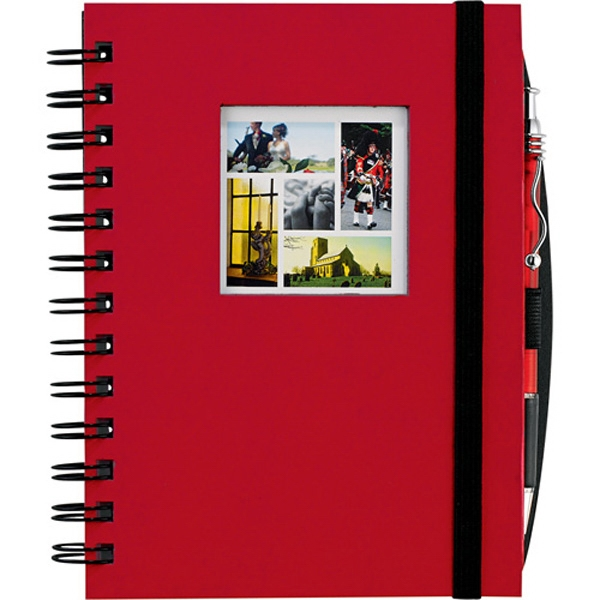 Promotional Frame Square Hardcover JournalBook